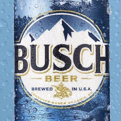 Busch Beer Can