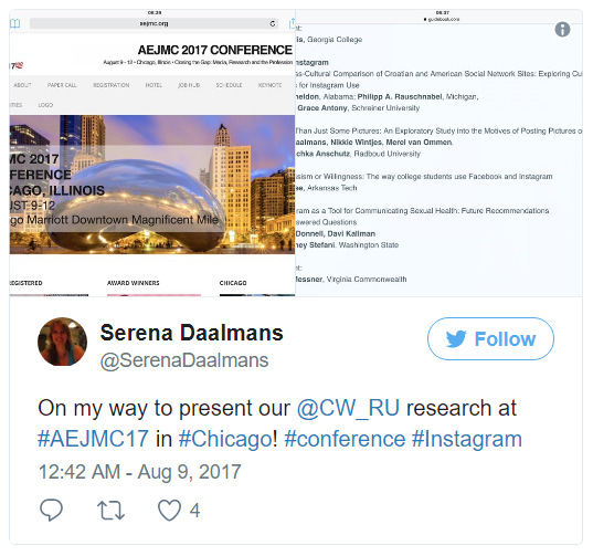First Day of AEJMC Annual Conference Punctuated by Keynote