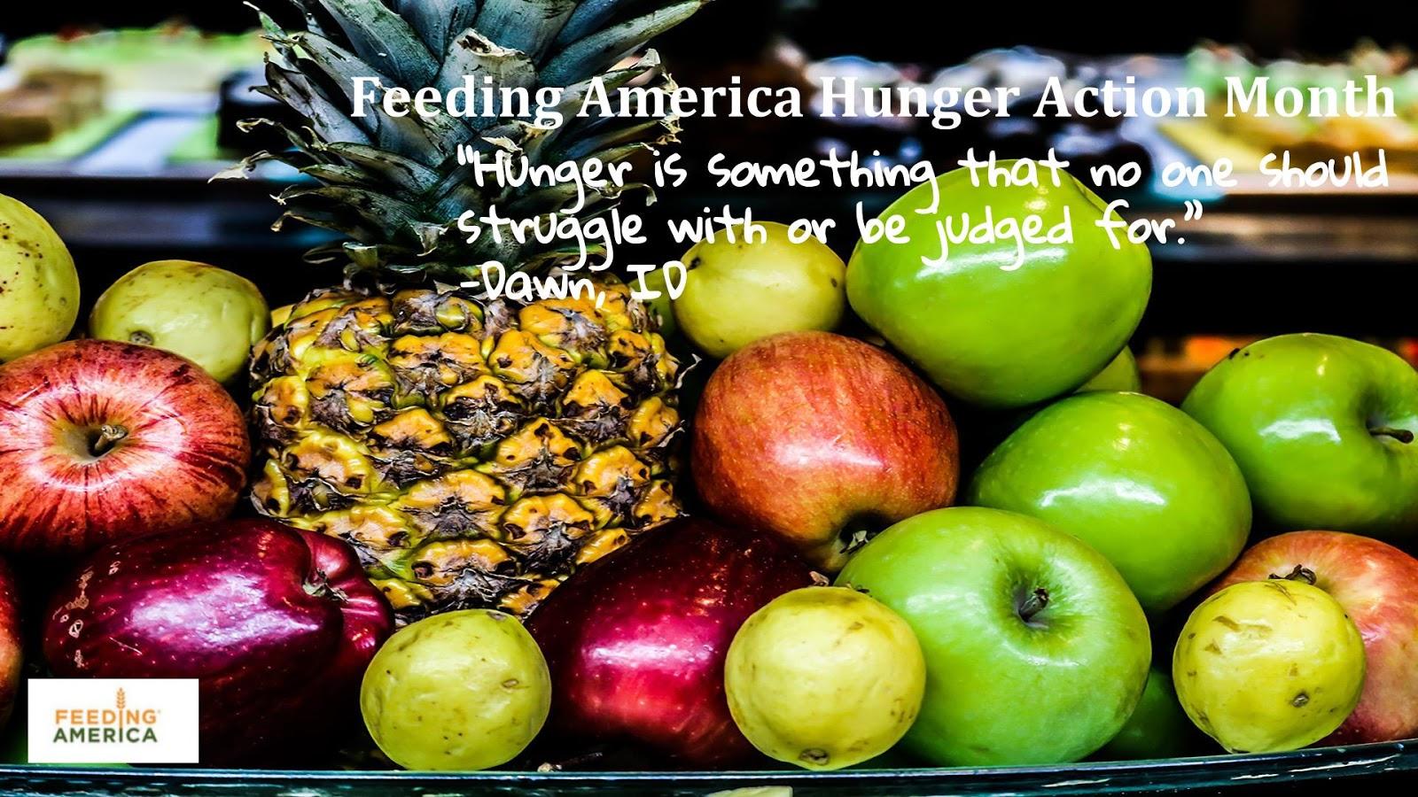 Feeding America – Hashtag to Action